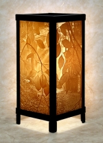 Secret Path Lithophane Lamp - Product Image