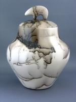 Bear Spirit Jar - Product Image