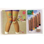Klutz the Body Crayon Book - Product Image