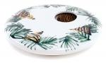 Ikebana- Pinecone Mini Round - Product Image
