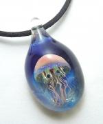 Jellyfish Pendant - Product Image