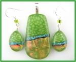Fern Grotto Dichroic Set - Product Image