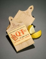Q-Tee Cut Up Board - Product Image