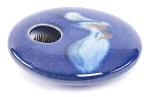 Ikebana- Blue Wave Mini Round - Product Image