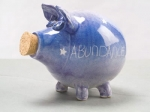 Abundance Piggy Bank - Product Image