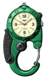 Dakota Whistle Clip Microlight (Green) - Product Image