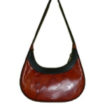 Leaf Leather Eva Bag - Style 3172 - Product Image