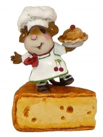 Wee Forest Folk TM-1 Bon Appetit! - Product Image